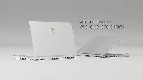 MSI Prestige P65 Creator. Znudziły się wam laptopy dla graczy? Poznajcie taki dla artystów
