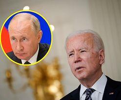 Gorąco na linii Biden-Putin. Chcą przeprosin