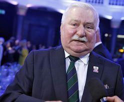 """Lech Wałęsa z prezydentem USA. """"Zdrowie Wasze w gardło nasze"""""""