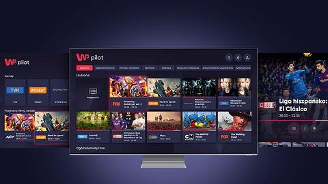 WP Pilot w nowej odsłonie na Samsung Smart TV. Do wyboru ponad 100 kanałów