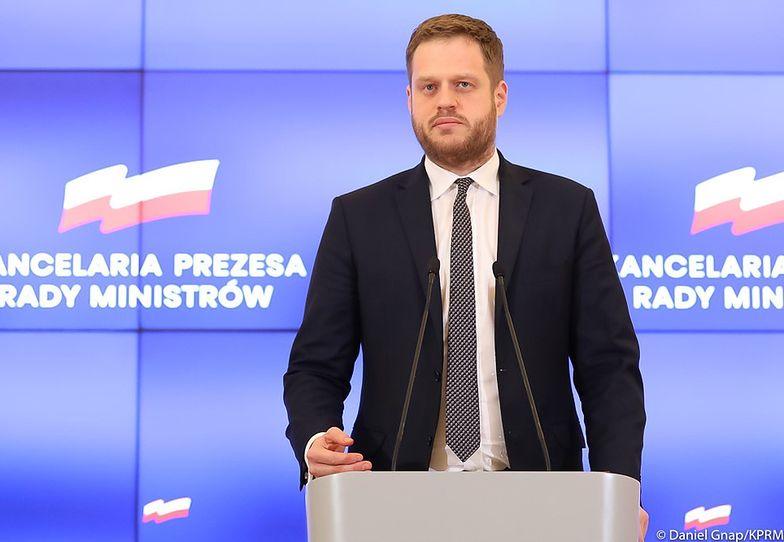 Janusz Cieszyński rezygnuje. Był wiceministrem zdrowia
