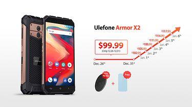 Ulefone Armor X2 w przedsprzedaży od 99,99$