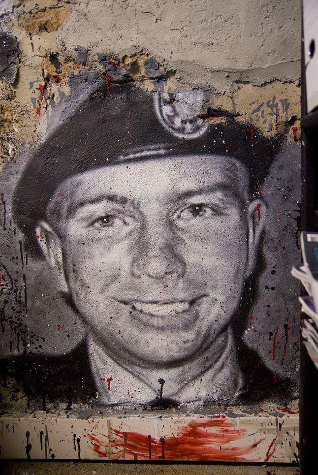 Bradley Manning przed zmianą płci.