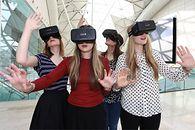 Apple tworzy swój pierwszy hełm VR. Ma być potężny, ale i drogi - fot. Tim P. Whitby/Getty Images for Westfield