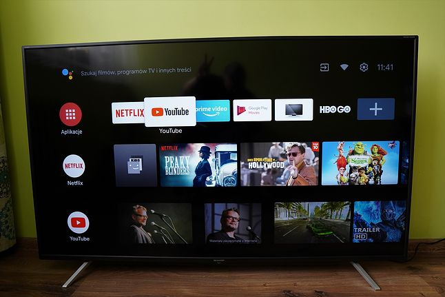 Android TV to jest coś :)