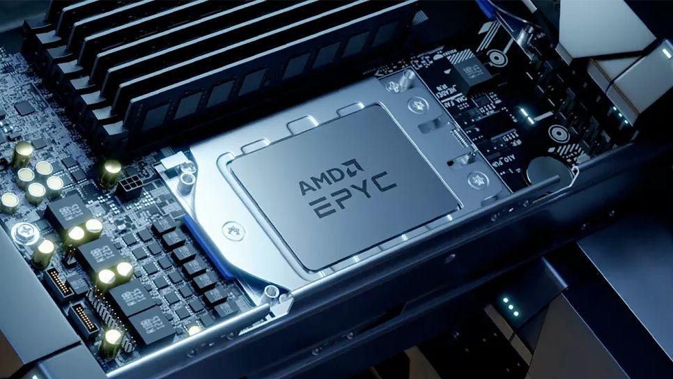 Raport finansowy AMD. Kolejny rekordowy kwartał - AMD EPYC