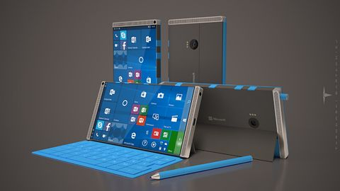 Niespodziewana aktualizacja w Windowsie – to może być zapowiedź Surface Phone'a