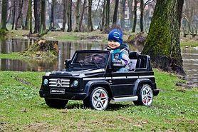 AKAI Mercedes G55 AMG - terenówka dla malucha