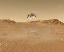 NASA. Łazik już na Marsie. Co zobaczył po wylądowaniu? To obiegło świat