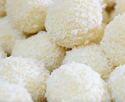 Przepis na cytrynowo-kokosowe ciasteczka. Szybkie i bez pieczenia