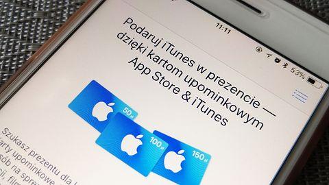 Apple wprowadza karty upominkowe do Polski. Gdzie można je kupić?