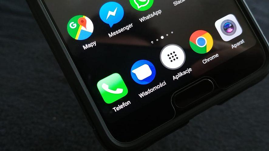 """Google Chrome na Androida dostanie """"planowanie pobierania"""", fot. Oskar Ziomek"""