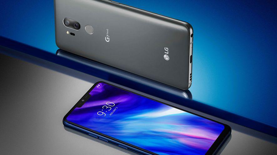 LG G7 ThinQ nie ma ekranu OLED, bo seria G nie jest dostatecznie prestiżowa