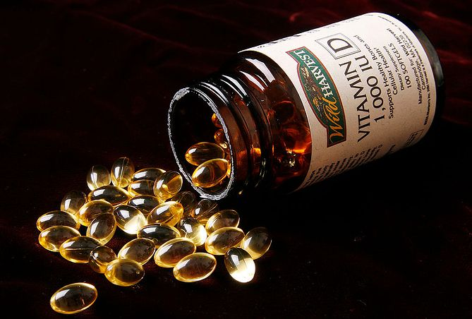 Niedobory witaminy D mogą zwiększać podatność na wirusy