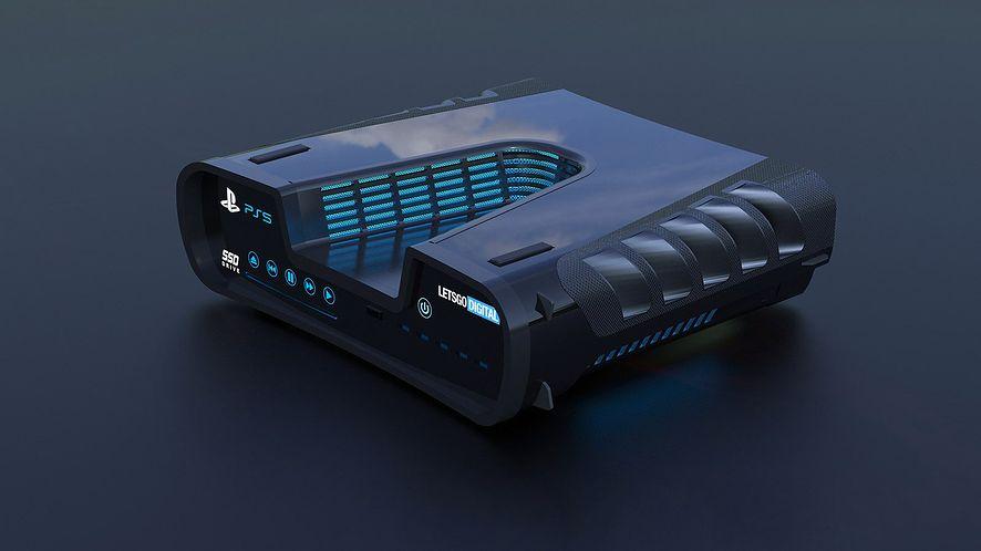 Render PS5 przygotowany przez LetsGoDigital