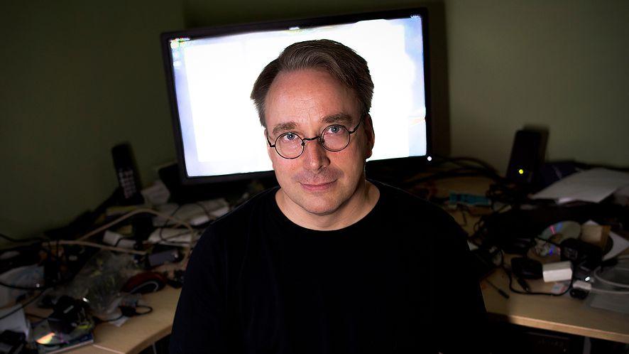 Linus Torvalds, fot. Amanda Lucier/For The Washington Post via Getty Images