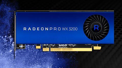 AMD Radeon Pro WX 3200 – mocna i kompaktowa karta dla profesjonalistów CAD