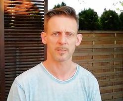 Michał Wójcik z Ani Mru Mru popłakał się na wizji. To przez wiadomość od partnerki