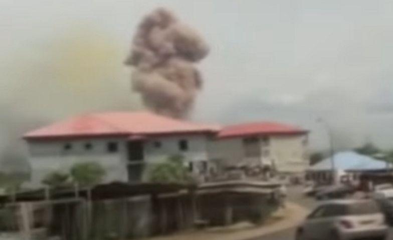 Tragiczny wypadek w Afryce. 20 osób nie żyje, rannych jest 600