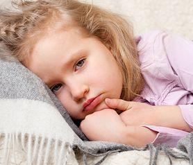 Opieka nad chorym dzieckiem