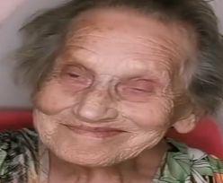 80-letnia babcia została pomalowana przez wnuczkę. Niesamowita zmiana