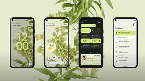 Android 12 ma trafić do smartfonów w październiku. Najpierw do Pikseli