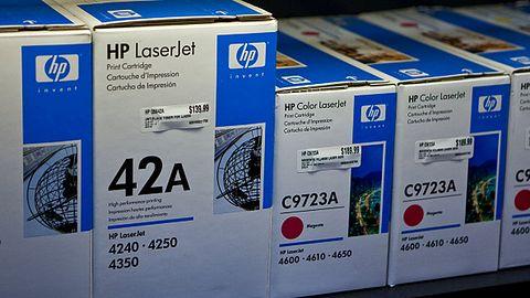 HP i polskie służby walczą z handlem podrobionymi materiałami eksploatacyjnymi