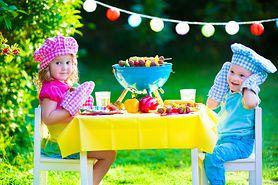 Czy dzieci powinny jeść potrawy z grilla?