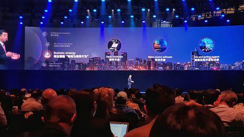 """Huawei stawia na AI. """"Moc obliczeniowa będzie fundamentem wszystkiego"""""""