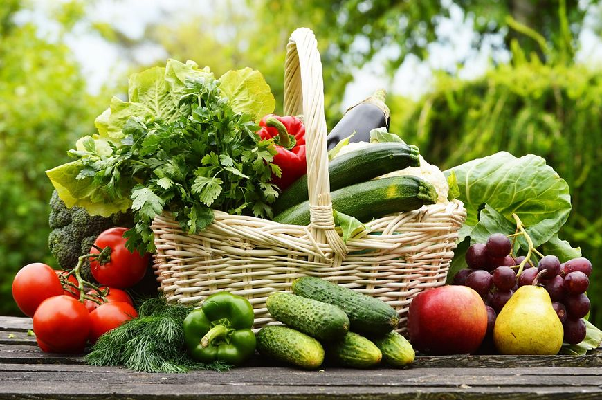Brak zbilansowanej diety