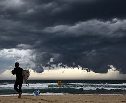 USA. Nastolatka pływała w morzu w trakcie burzy. Na ląd już nie wróciła
