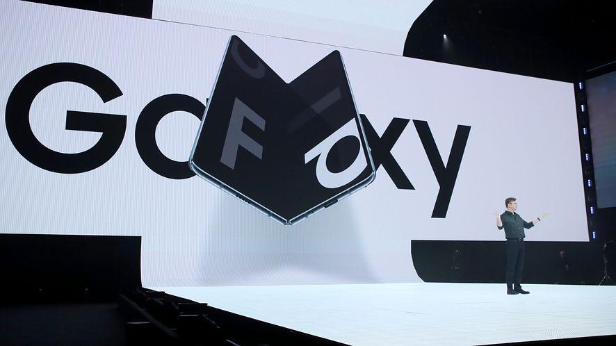 Galaxy Fold zniknął z serwisu iFixit (Getty Images)