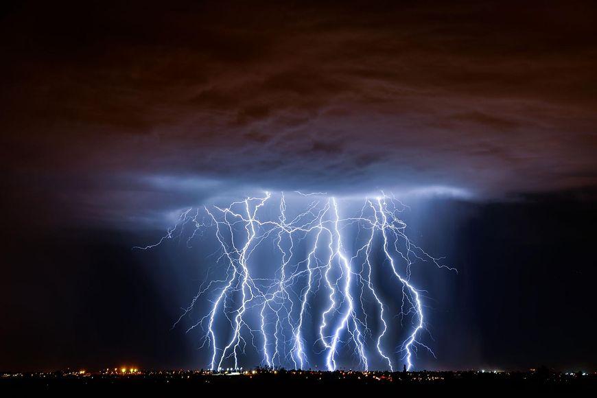 Zjawiska atmosferyczne i odgłosy natury
