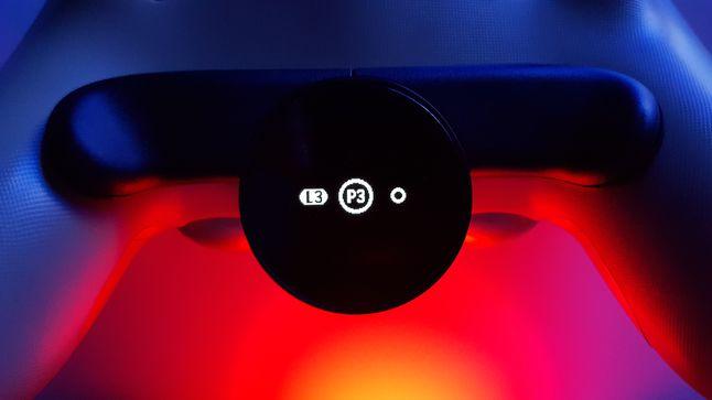 Tak wygląda ekran OLED w akcesorium do PS4, fot. materiały własne