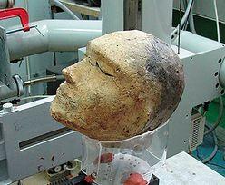 Syberia. Gliniana głowa leżała w grobowcu. Zaskakujące odkrycie w środku