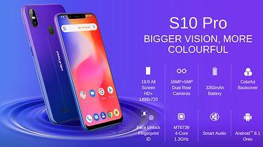 S10 Pro- nowy klasyczny smartfon w ofercie Ulefone