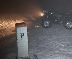 Nocna akcja w Beskidach. Turysta znalazł się w Czechach