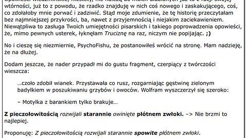 Raport z postępu prac, czyli Sobieski+ MileStone 3