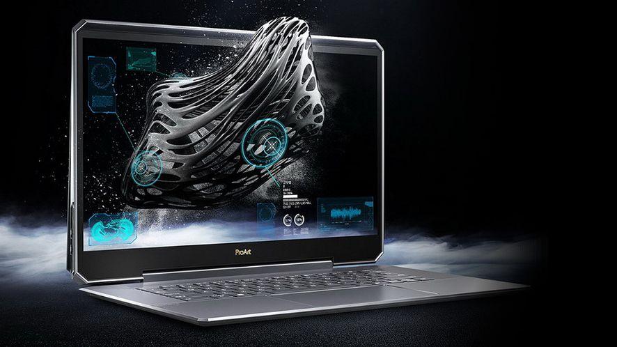 ASUS ProArt StudioBook One (fot. Materiały prasowe)