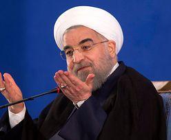 """Wybory w USA. Iran o naprawie """"błędów z przeszłości"""""""
