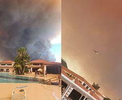 Apokaliptyczne obrazki w Turcji. W pożarze zginęły co najmniej cztery osoby