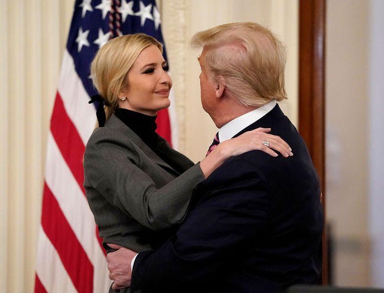 """Córka postawiła się Trumpowi? """"Najgorsza decyzja, jaką mogła podjąć"""""""