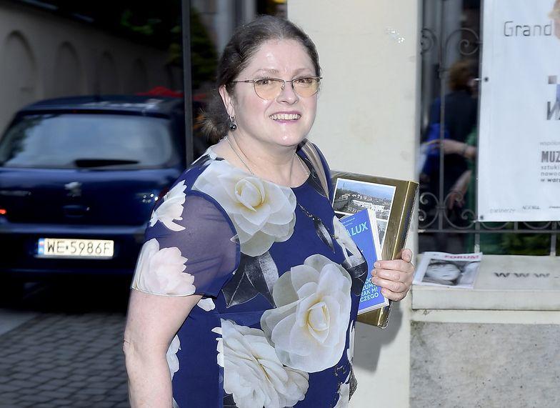 Krystyna Pawłowicz ma duszę artystki? Pokazała kolekcję swoich dzieł