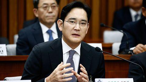 Samsung: wiceprezesowi grozi 9 lat więzienia. Wkrótce werdykt