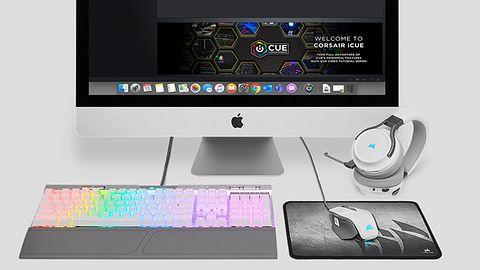 macOS otrzymał oprogramowanie Corsair iCue. To na wypadek, gdyby ktoś chciał na tym grać