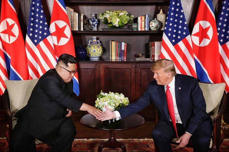 Kim Dzong Un będzie ingerował w wybory prezydenckie w Stanach Zjednoczonych