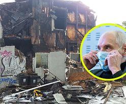 Polak podpalił budynek. Zabił 3 ludzi. Zginęła młoda kobieta