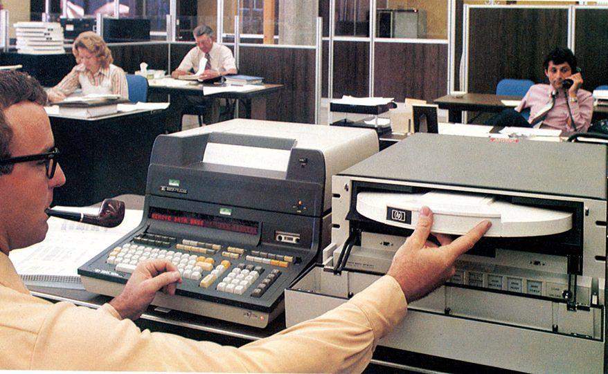 Wehikuł czasu z Bajtkiem — 1985 część druga - HP 9830