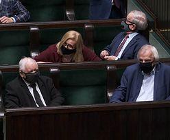 """PiS przegrywa głosowanie. Szeptem: """"Elżbieta, jest prośba szefa..."""""""