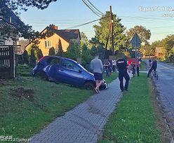 Tragiczny wypadek na Śląsku. Kierowcę zatrzymali świadkowie